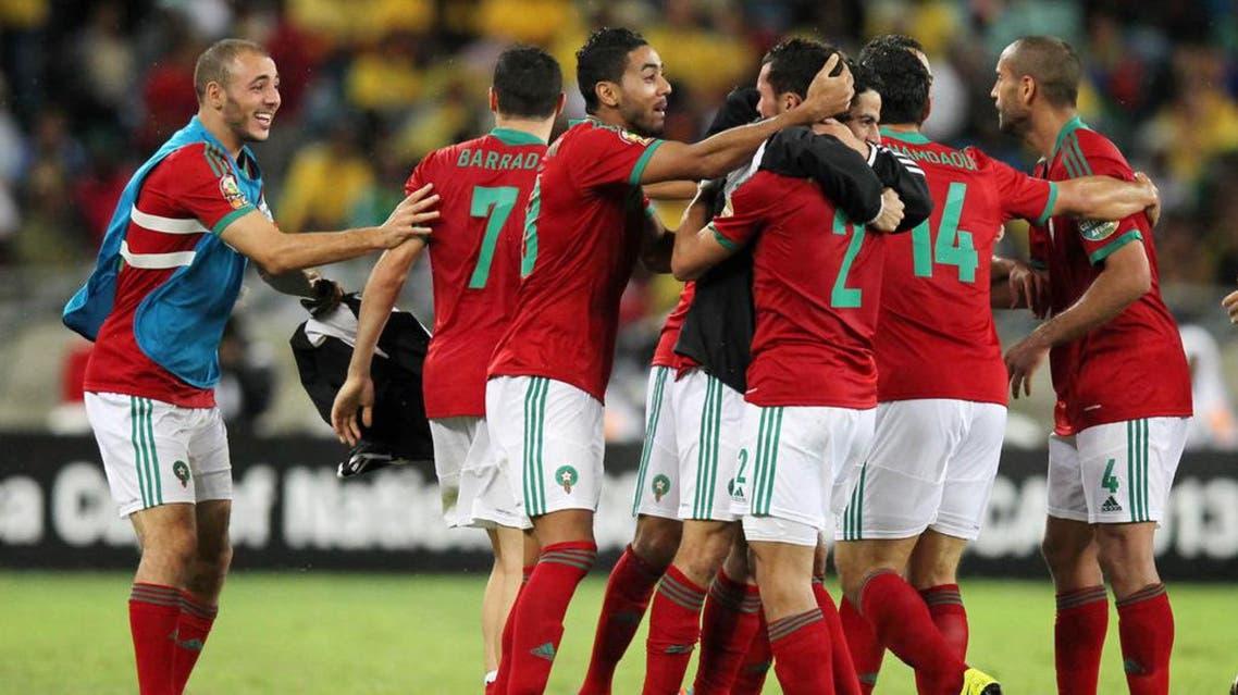 المغرب المنتخب المغربي
