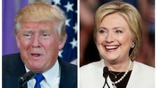 Donald Trump v. Hillary Clinton: A tale of two books