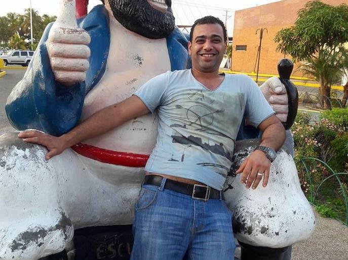 عبد الرحمن قبل فنزويلا