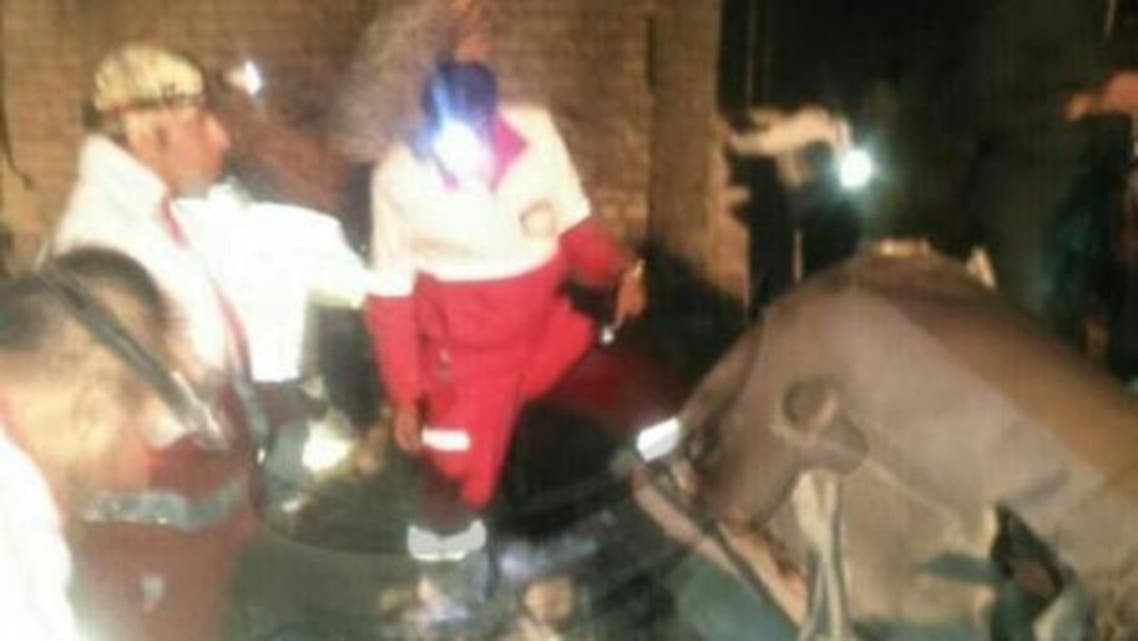 ایمبولینس،ہیلی کاپٹر حادثہ