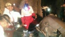 ایران: ایمبولینس ہیلی کاپٹر کو حادثہ، عملے سمیت تمام افراد ہلاک