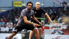 Egyptian squash player in historic British Open finals sweep