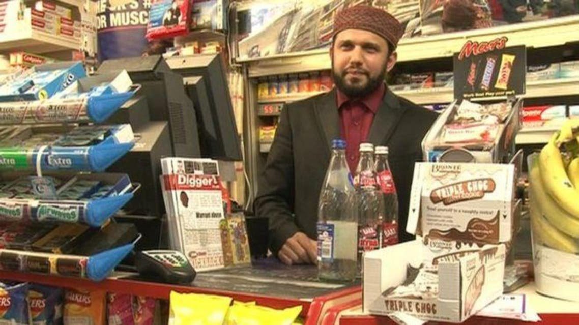 Asad Shah, 40, died after being found with serious injuries outside his shop in Glasgow. (Photo courtesy: BBC)