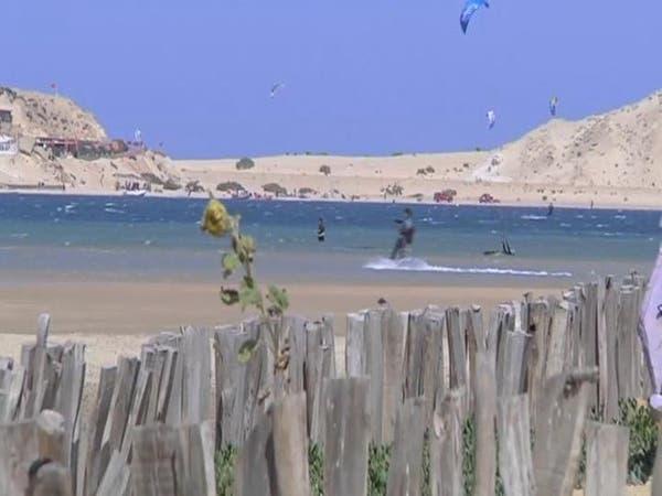 مدينة الداخلة المغربية وجهة سياحية لعشاق الرياضات البحرية