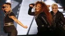 'Unbreakable' Janet Jackson returns to stage at Dubai World Cup