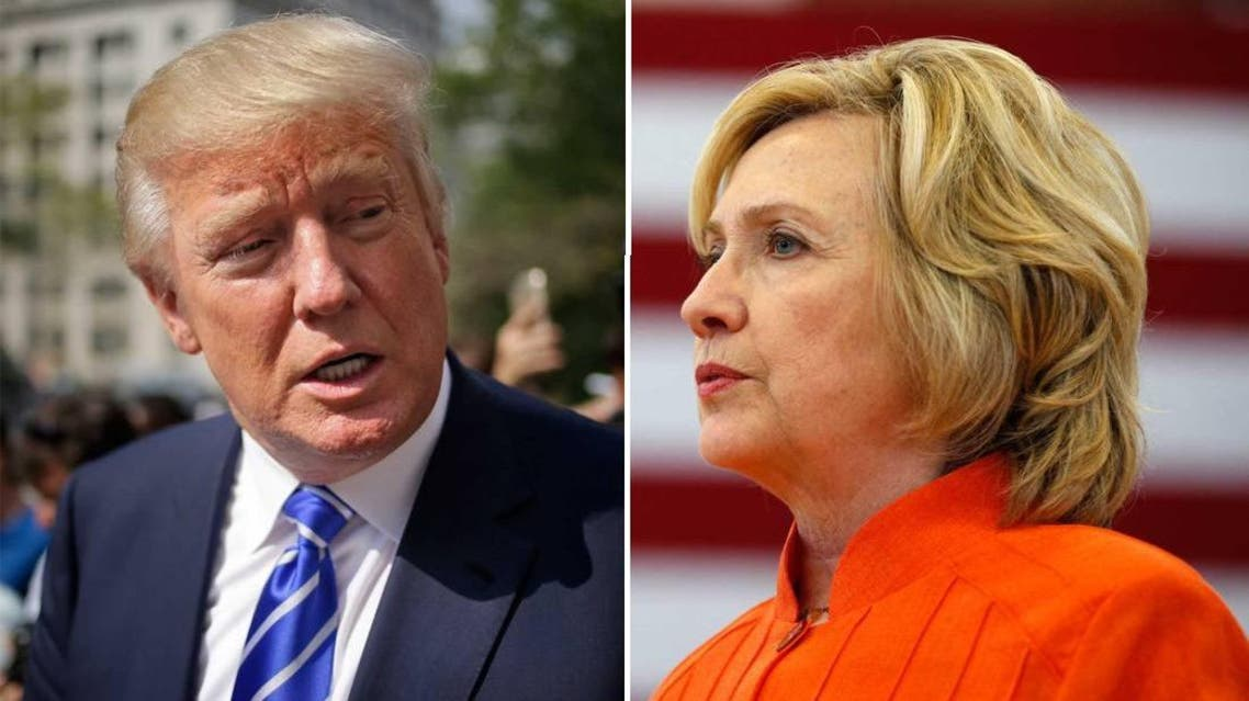 Hillary Clinton and Donald Trump are leading the Democratic and Republican races to the White House. (AP)