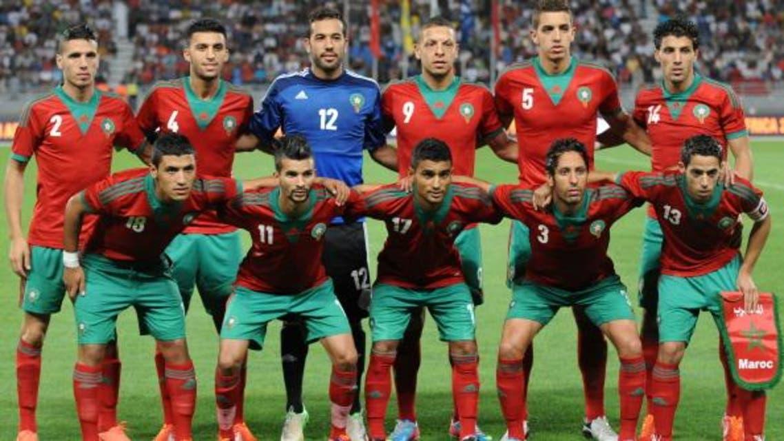 Morocco national team (Photo courtesy: moroccontimes)