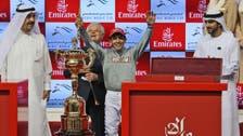 "Video: ""Dirt superstar"" California Chrome wins Dubai Cup"