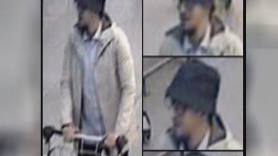 THUMBNAIL_ #صاحب_القبعة_السوداء يظهر في كاميرات مطار بروكسل