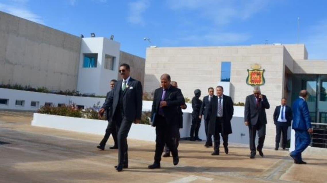 مكتب محاربة الإرهاب والجريمة المنظمة في مدينة سلا قرب الرباط