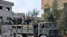 روس کی حمایت سے شامی فوج کی داعش مخالف لڑائی جاری