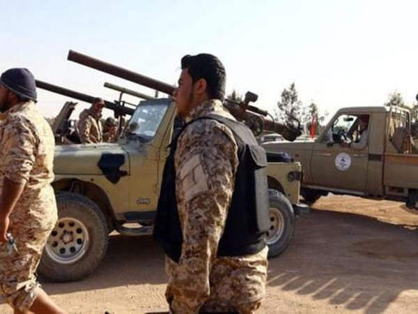 """ليبيا.. """"مجموعات مسلحة"""" توافق على دخول الحكومة لطرابلس"""