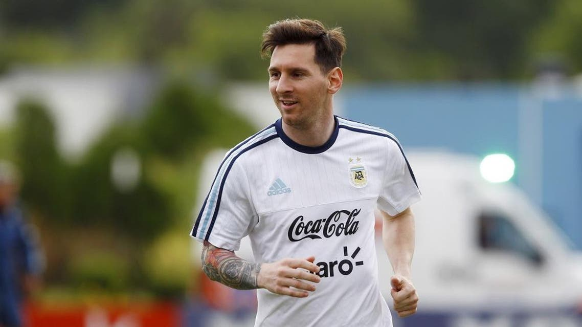 The 28-year-old will be hoping to help his national side move into one of the four South American automatic qualification places for the 2018 World Cup when Argentina take on Bolivia on Tuesday (Reuters)