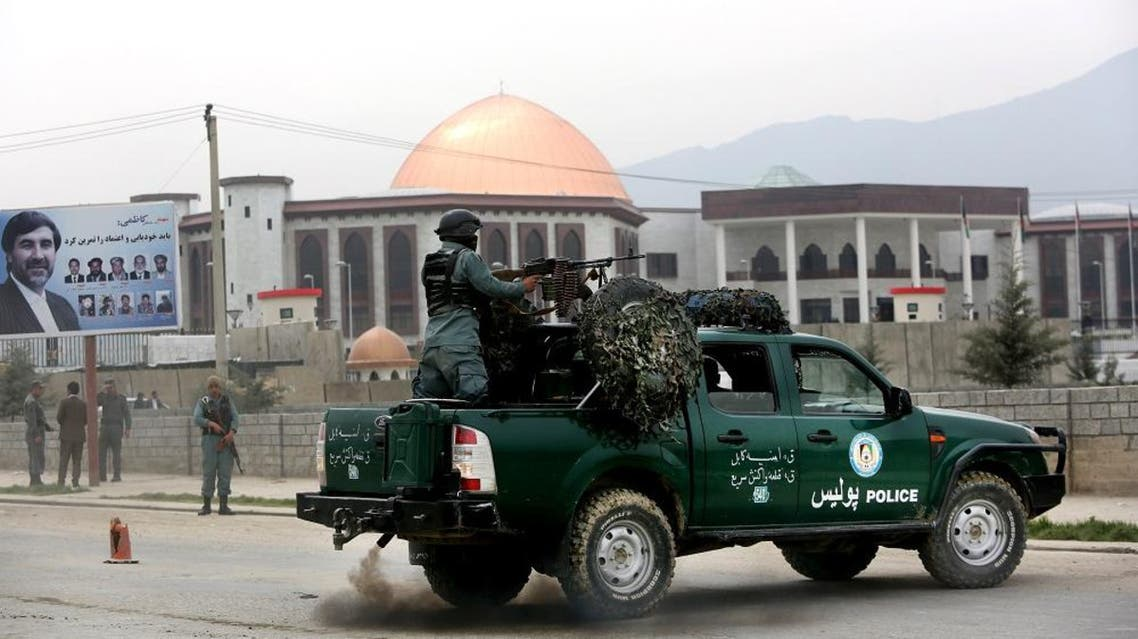 Taj Mohammad Jahed, the caretaker minister of interior who was due to address parliament along with the intelligence chief on the worsening security in Afghanistan, was apologetic (File Photo: AP)