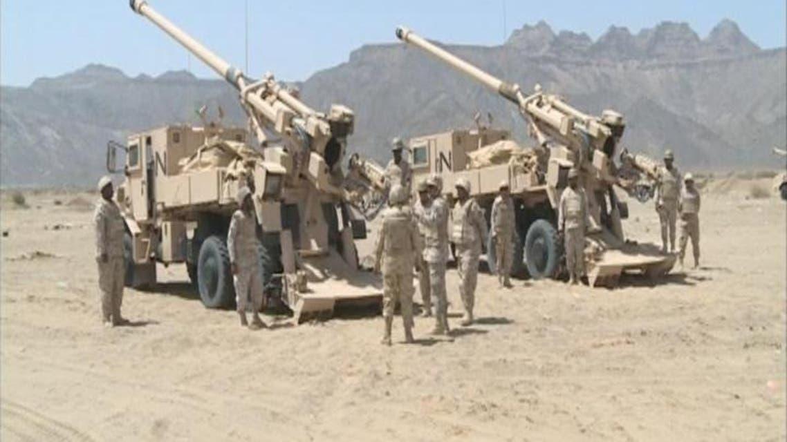 THUMBNAIL_ قيادة التحالف العربي تعلن استعادة 9 سعوديين