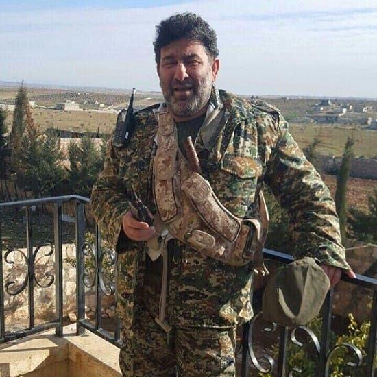سعید حدادیان در سوریه