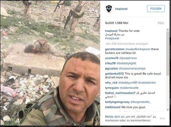 قتل در اینستاگرام