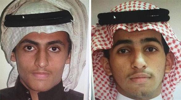 سعد وعبد العزيز العنزي (قتلا ابن عمهما وآخرين)