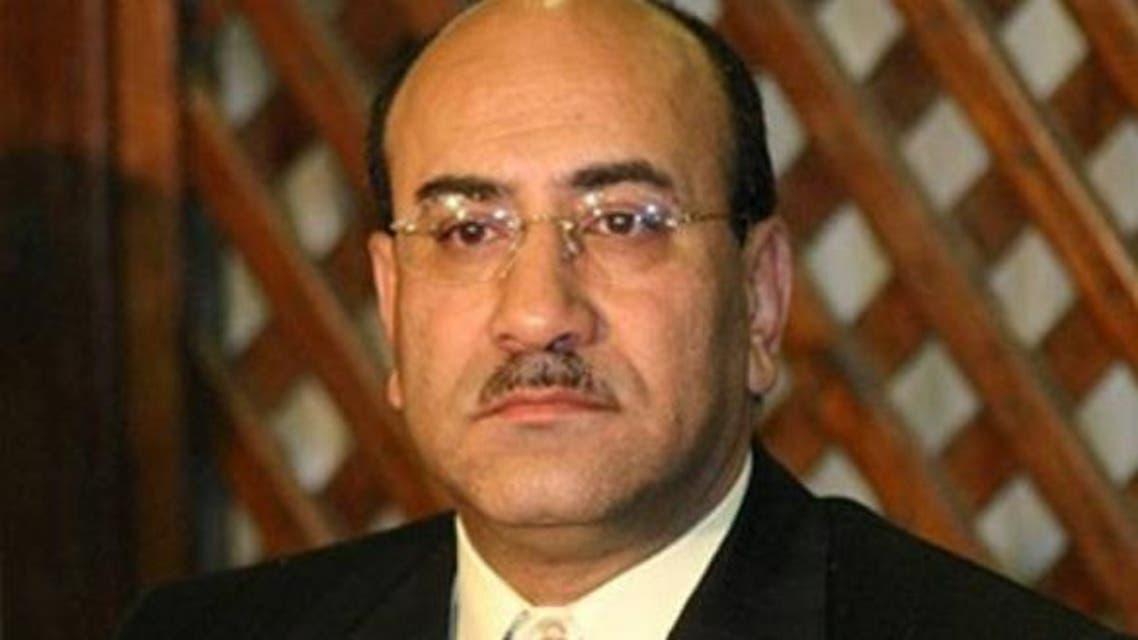 المستشار هشام أحمد فؤاد جنينة رئيس الجهاز المركزي للمحاسبات