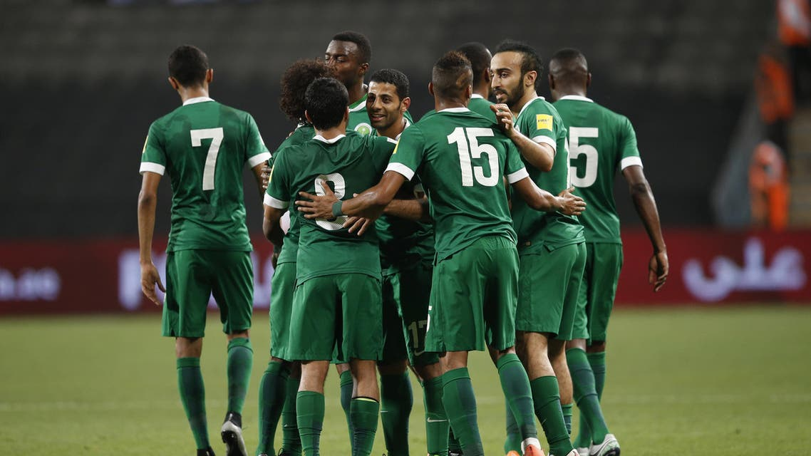 السعودية المنتخب السعودي الأخضر