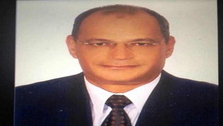 Egyptian college professor  Ibrahim Samaha works at the University of Alexandria. (Al Arabiya)