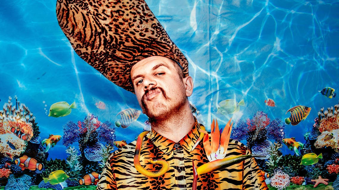 South African rapper, Zander Tyler, better known for his stage name Jack Parow, performed in Dubai last week