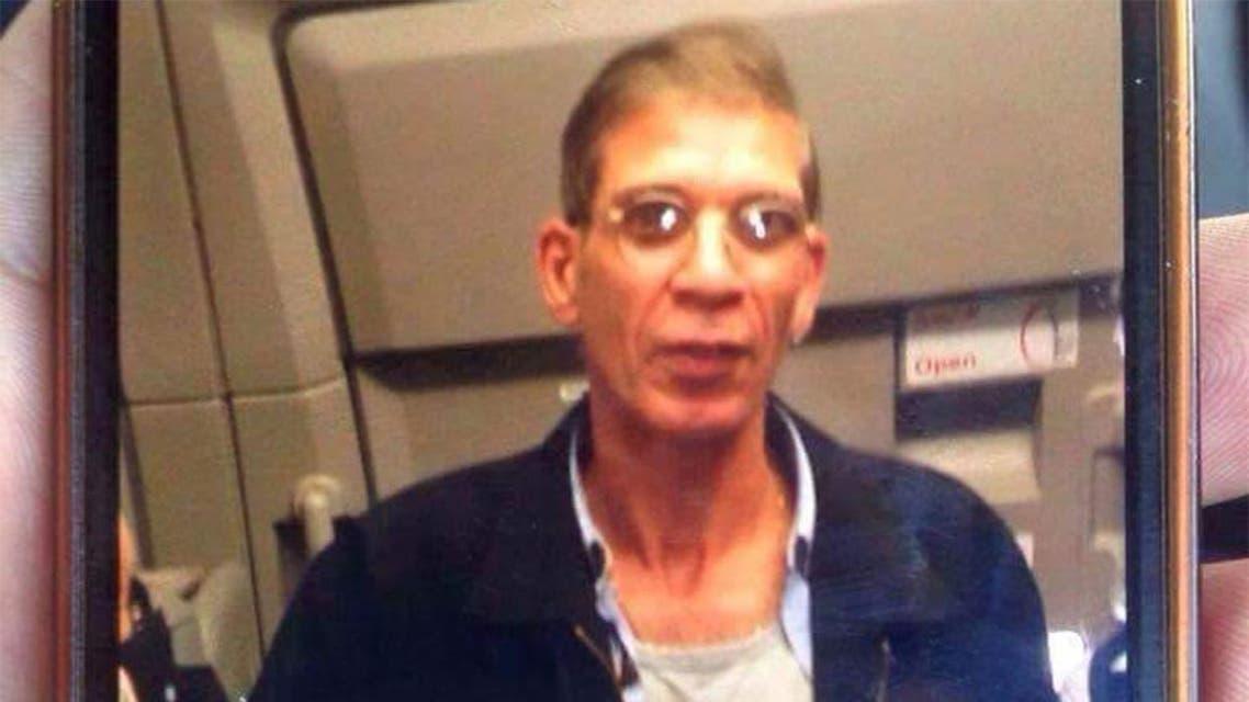 Image purports to show the EgyptAir hijacker Seif Eldin Mustafa. (Al Arabiya)