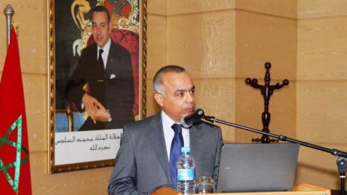 شكيب بن موسى سفير المغرب في  باريس