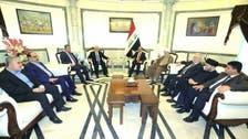 العراق.. العبادي يقدم تشكيلته الوزارية الجديدة للبرلمان