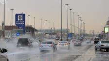 Watch: heavy rain hits Saudi, situation to continue