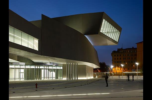 مركز الفنون الحديثة بروما 2009