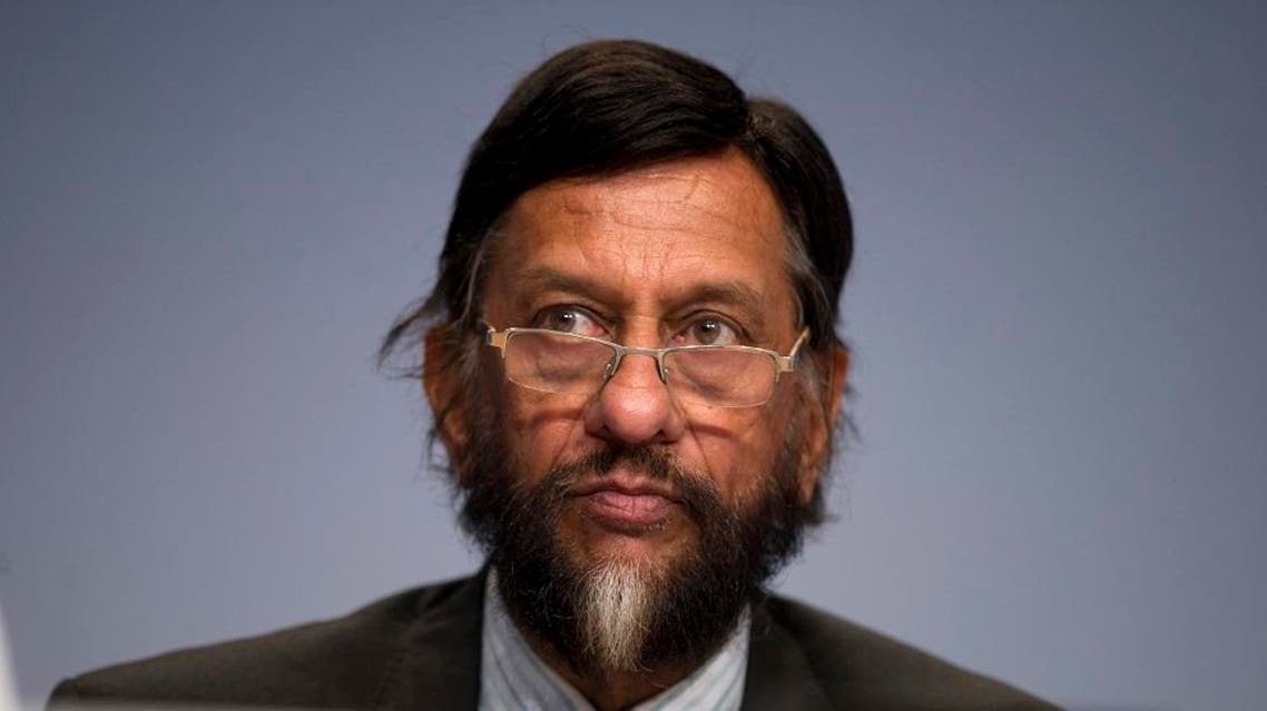 Rajendra Pachauri (Reuters)
