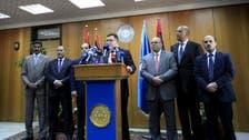 لیبیا کے 10 شہروں نے قومی حکومت کی حمایت کردی