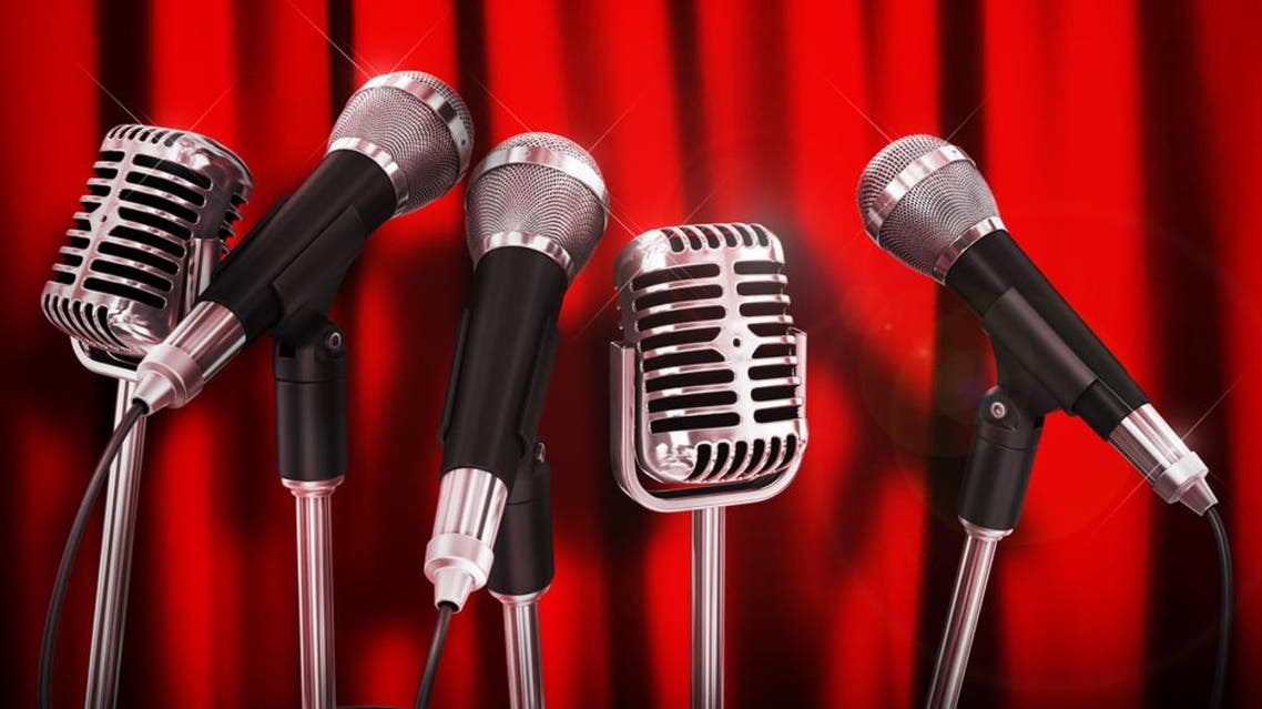 ear of looking stupid? Fear of forgetting what you were going to say? Here's some tips to overcome stage fright. (Shutterstock)