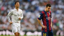 Messi, Ronaldo and co battle to be La Liga's top dog