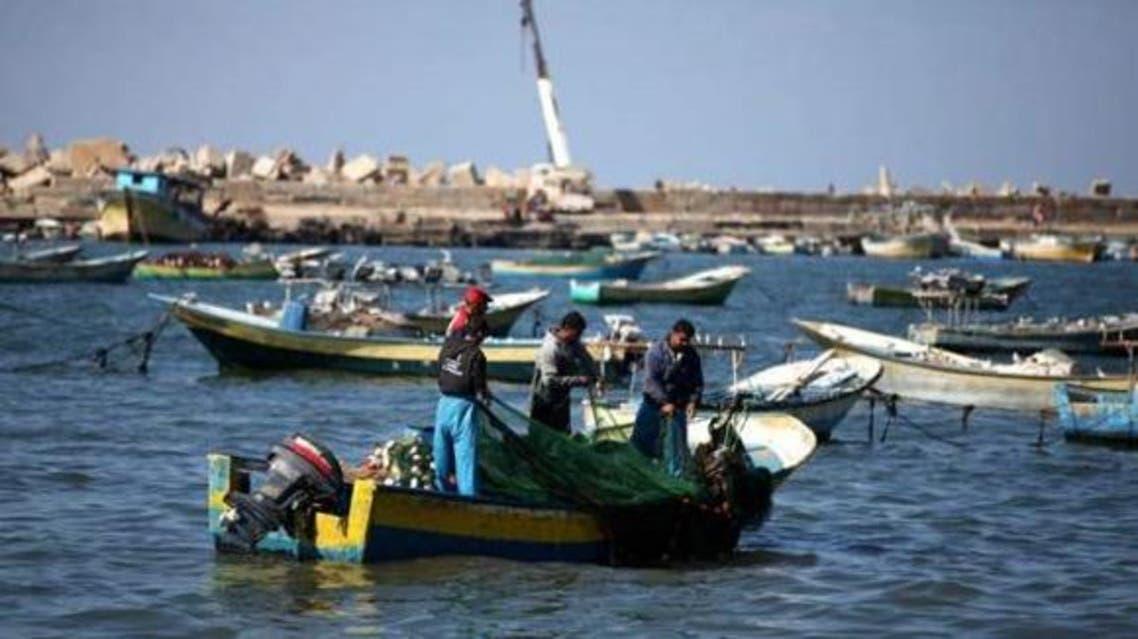 الصيد غزة