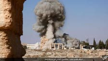 Experts: Palmyra's dynamited temple can be restored