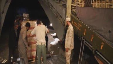 ليبيا.. وصول طائرة مساعدات طبية إماراتية إلى مطار طبرق