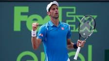 Djokovic beats Goffin to reach Miami Open final