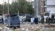 Turkey detains Kurdish city car bomber