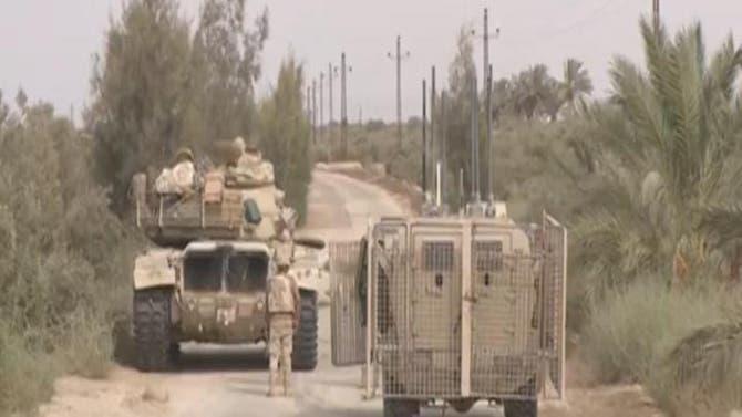 إصابة مساعد مدير أمن شمال سيناء إثر انفجار غرب العريش