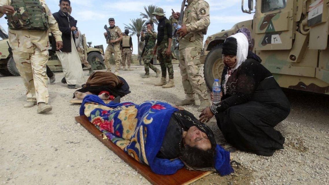 Iraqi forces backed by a U.S.-led coalition have advanced against ISIS on a number of fronts in recent months. But the extremists have meanwhile carried out a number of large-scale bombings targeting civilians in Baghdad and elsewhere (File Photo: AP)