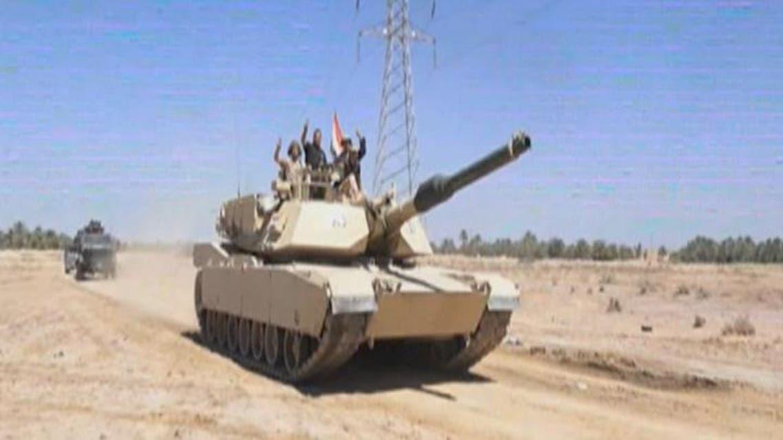 THUMBNAIL_ مشاهد من تقدم القوات العراقية في #هيت
