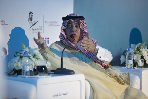 وزير الشؤون الاجتماعية الدكتور ماجد بن عبدالله القصيبي