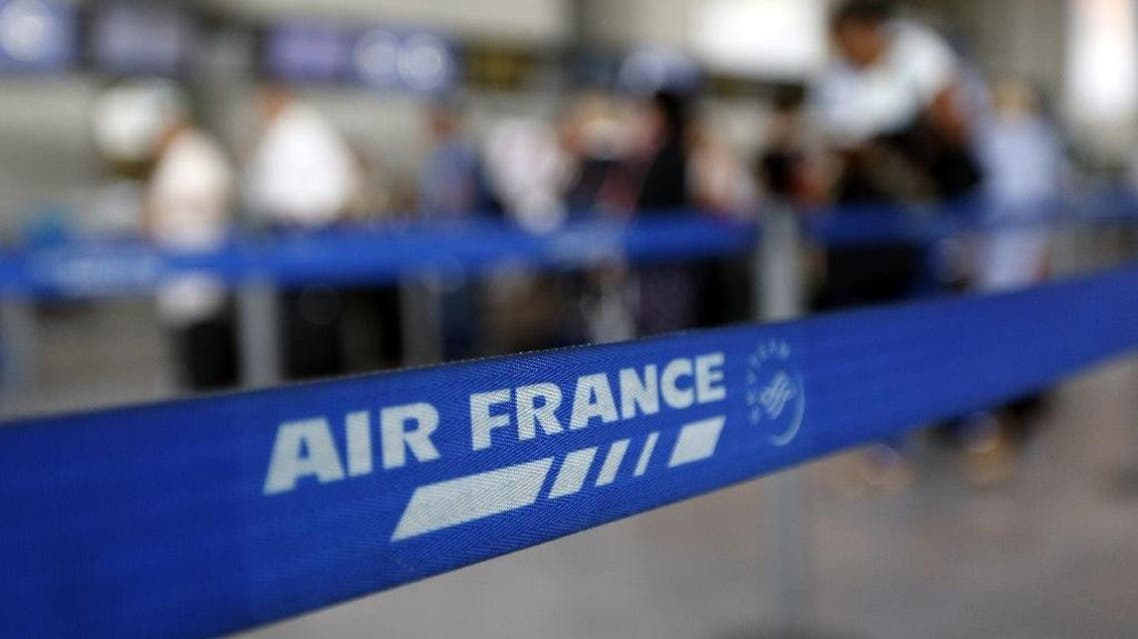 Air France announced in December the resumption of Paris-Tehran flights after they were suspended in 2008 when Iran was hit with international sanctions over its nuclear ambitions (File Photo: AFP)