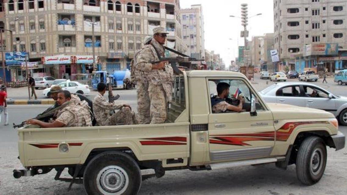 عناصر من الجيش اليمني(أرشيفية)