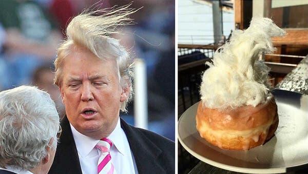 Trump Dessert (Twitter)
