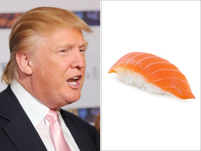Trump Nigiri (Twitter)