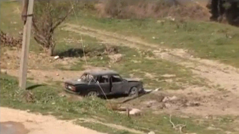 In a mine explosion in Two Azerbaijani journalists were killed near Nagorno-Karabakh
