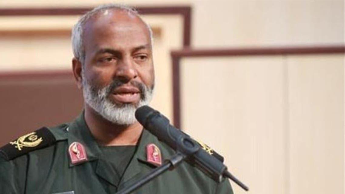 قائد مقر القدس في سلاح البر بقوات الحرس الثوري العميد محمد ماراني